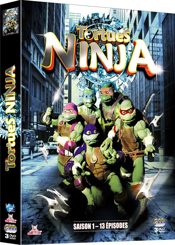 Lcj editions une sympathique d couverte - Rat tortues ninja ...