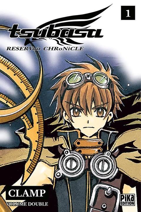 Tsubasa Reservoir Chronicle: la réédition en volumes doubles 1235880_10153273223745416_586984443_n