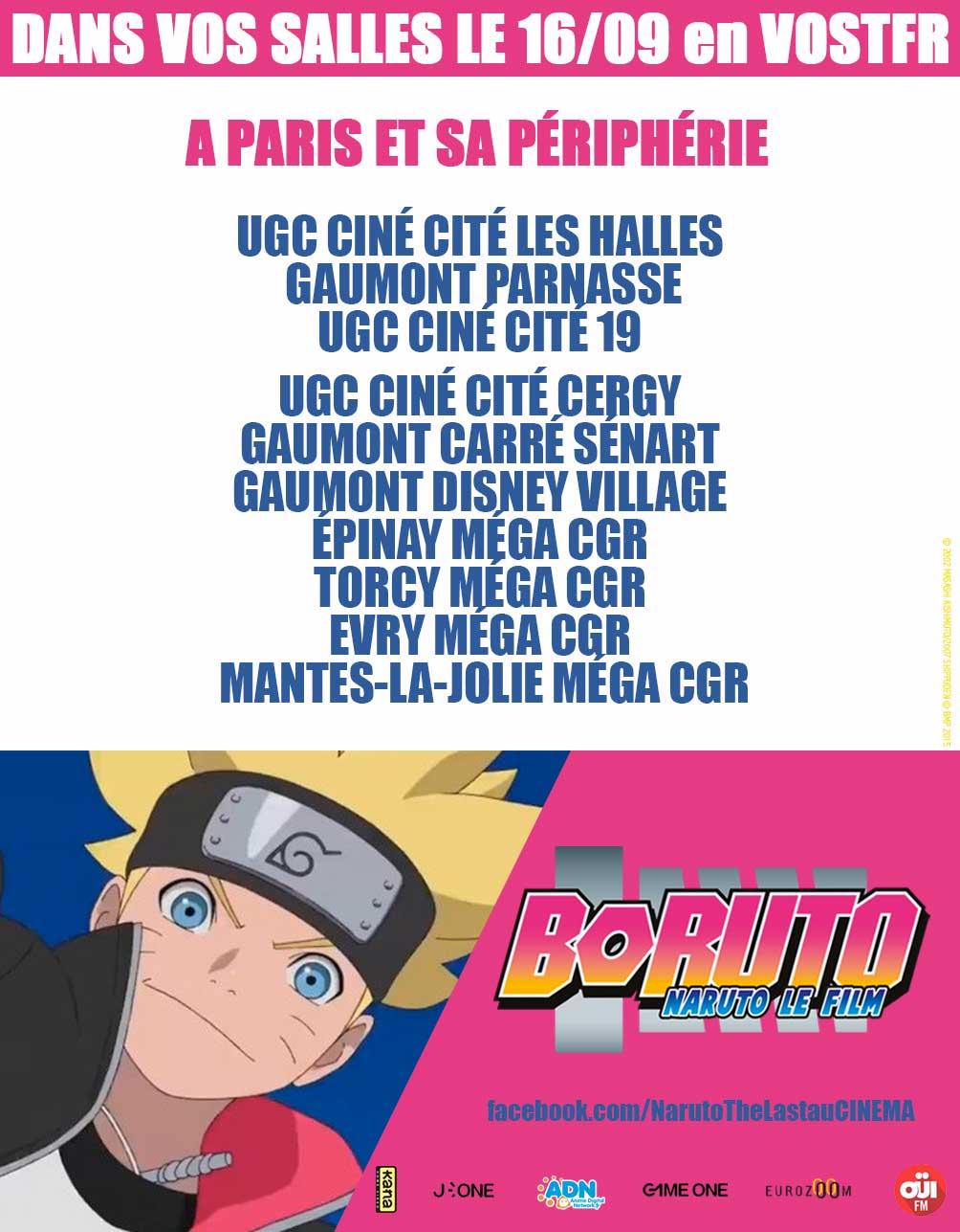 [NEWS] Boruto - Naruto the Movie ~ - Page 2 BORUTO-SN-PARIS