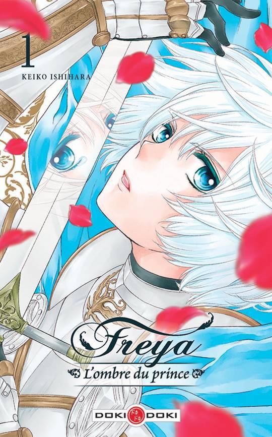 Freya L'Ombre du Prince Cover