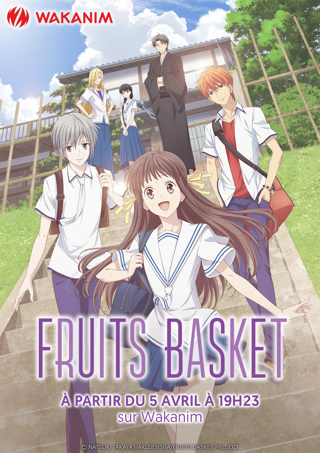 Fruits Basket Wakanim
