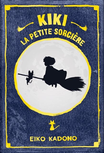Kiki La Petite Sorcière Cover