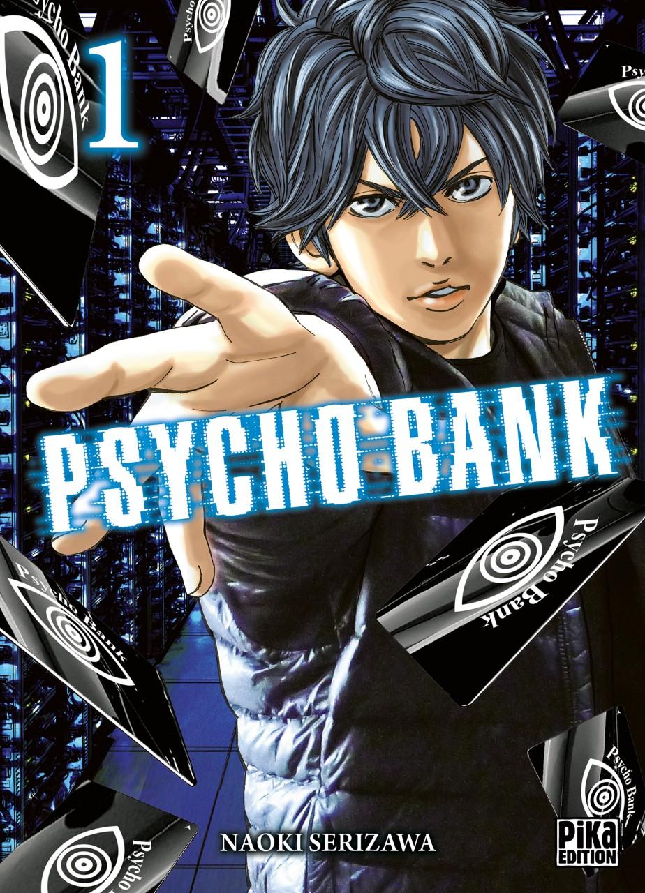 Psycho Bank Couv