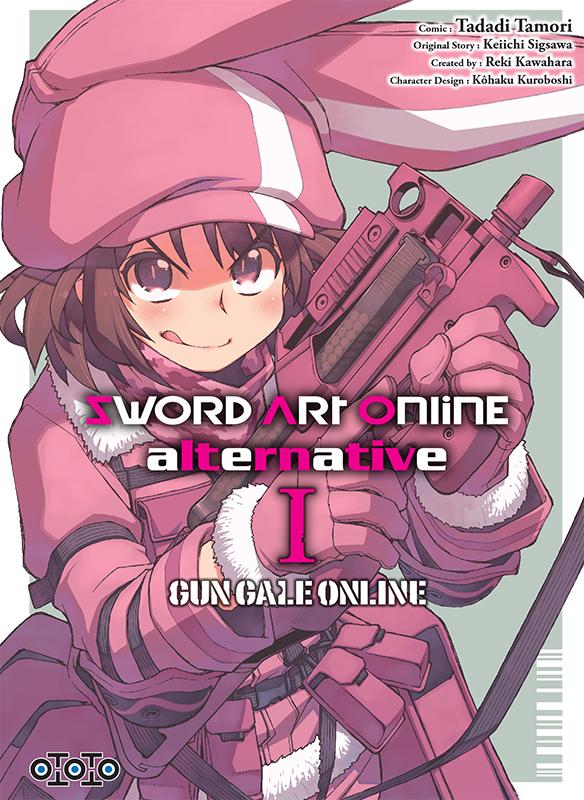Sword Art Online Alternative Cover