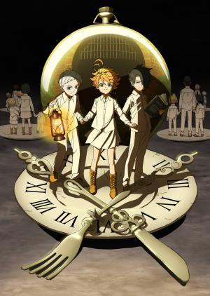 Promised Neverland Anime