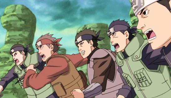 Naruto Shippuden  VF  Coffret Vol.7