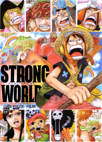 One Piece - Strong World 2012 [FRENCH] [DVDRIP] [FS-US]