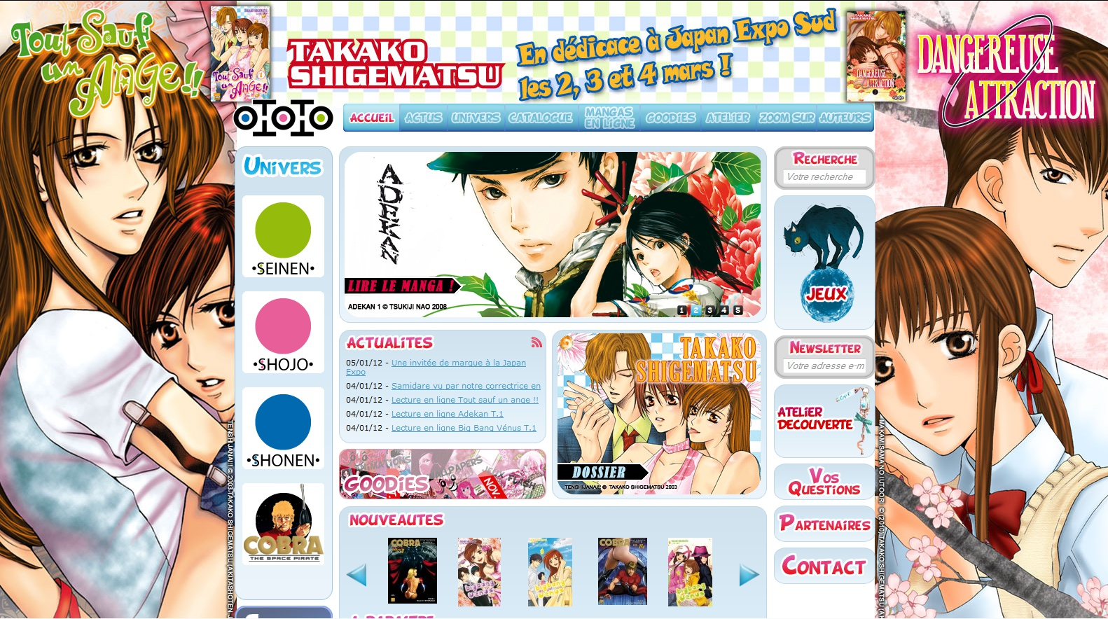 Analyse #12 -Comment acheter un manga-