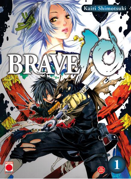 Brave 10 - Intégrale [MULTI] [HDTV]