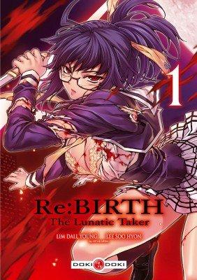 Doki Doki  Re-birth-the-lunatic-taker-manga-volume-1-francaise-49225
