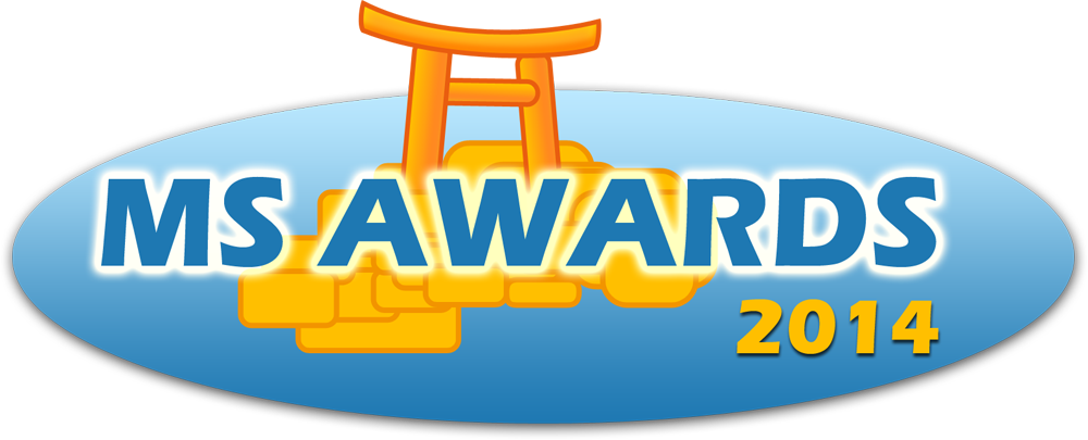 Logo MS Awards 2012