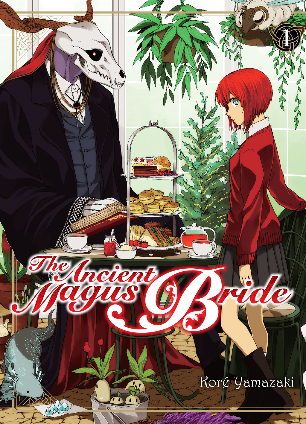 the ancient magus bride vostfr