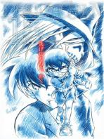 Detective conan : Film 13  - The Raven Chaser