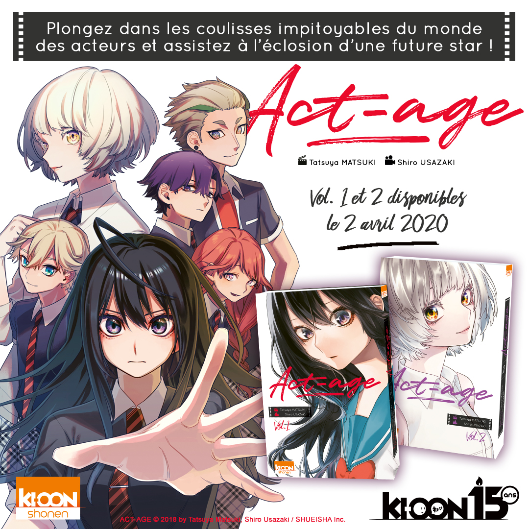 Act Age Annonce