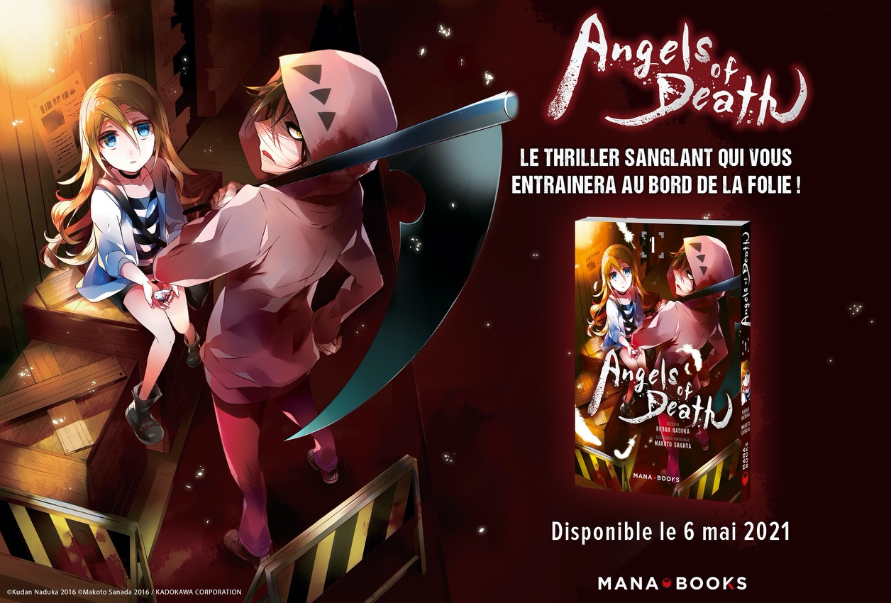 Angels of Death Annonce