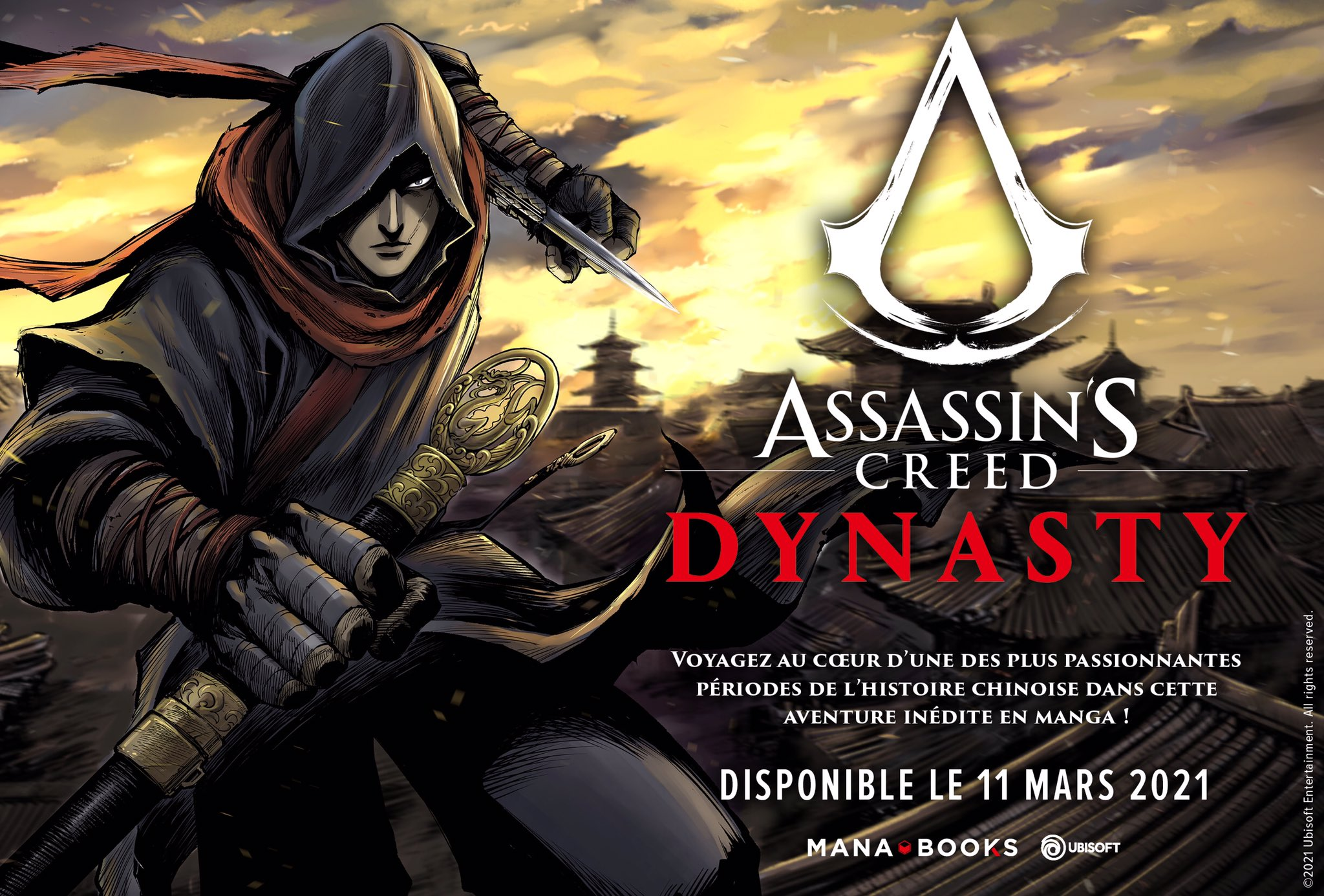 Assassin's Creed Dynasty Annonce