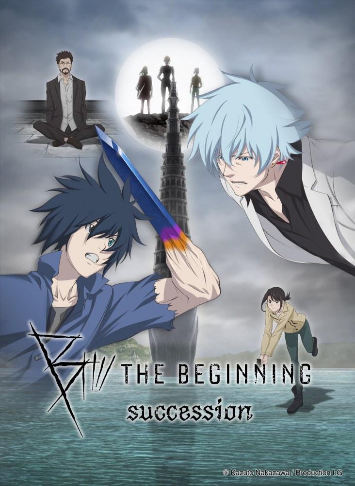 B The Beginning Succession Visuel