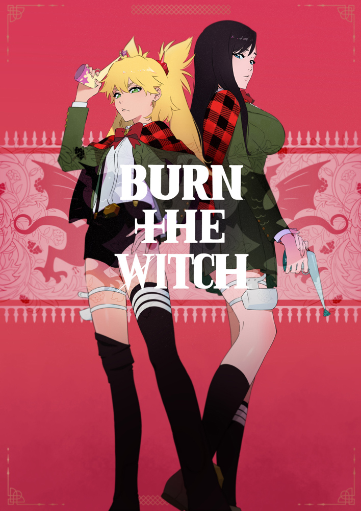Burn The Witche Visuel HD