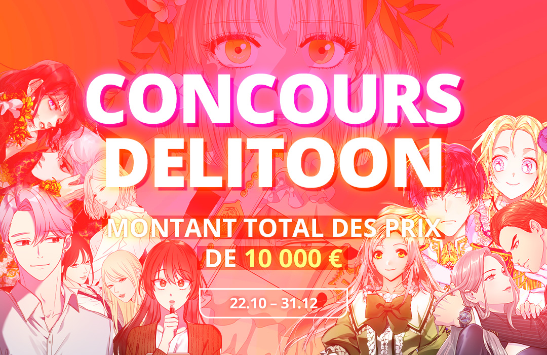 Concours Delitoon Annonce