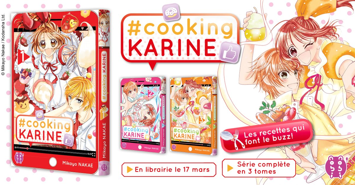 #Cooking Karine Annonce