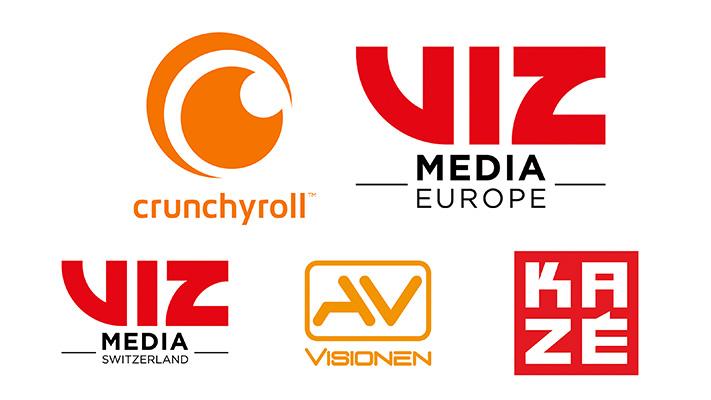 Crunchyroll Viz Média Alliance