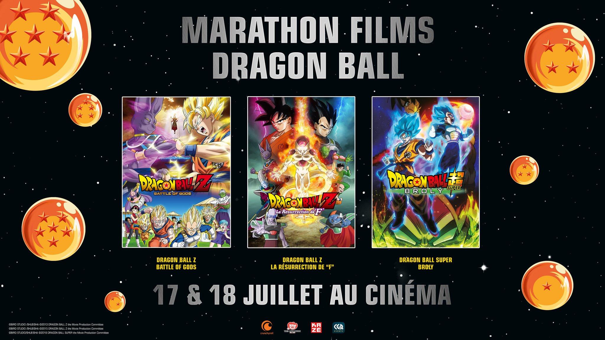 DB Films Marathon Cinéma