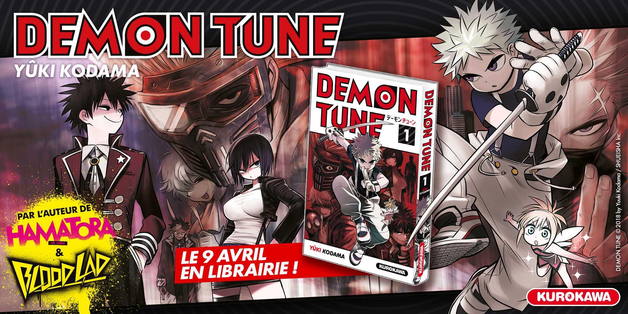 Demon Tune Annonce
