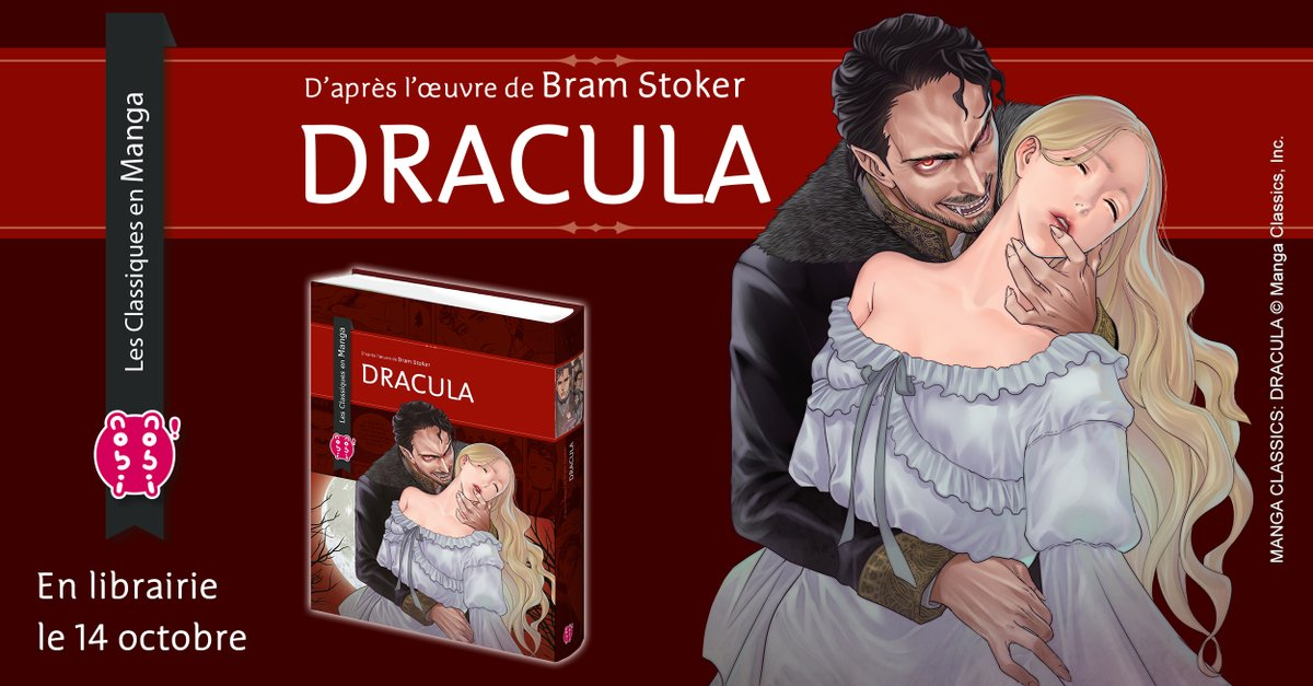 Dracula Annonce