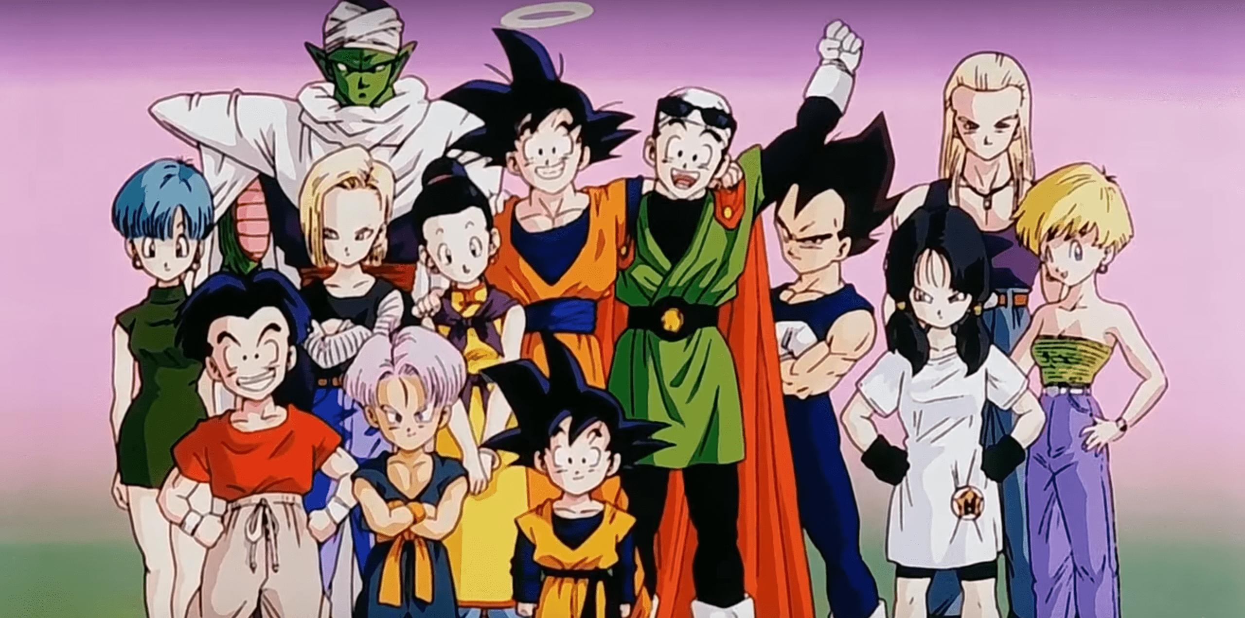 Dragon Ball Concours Popularité