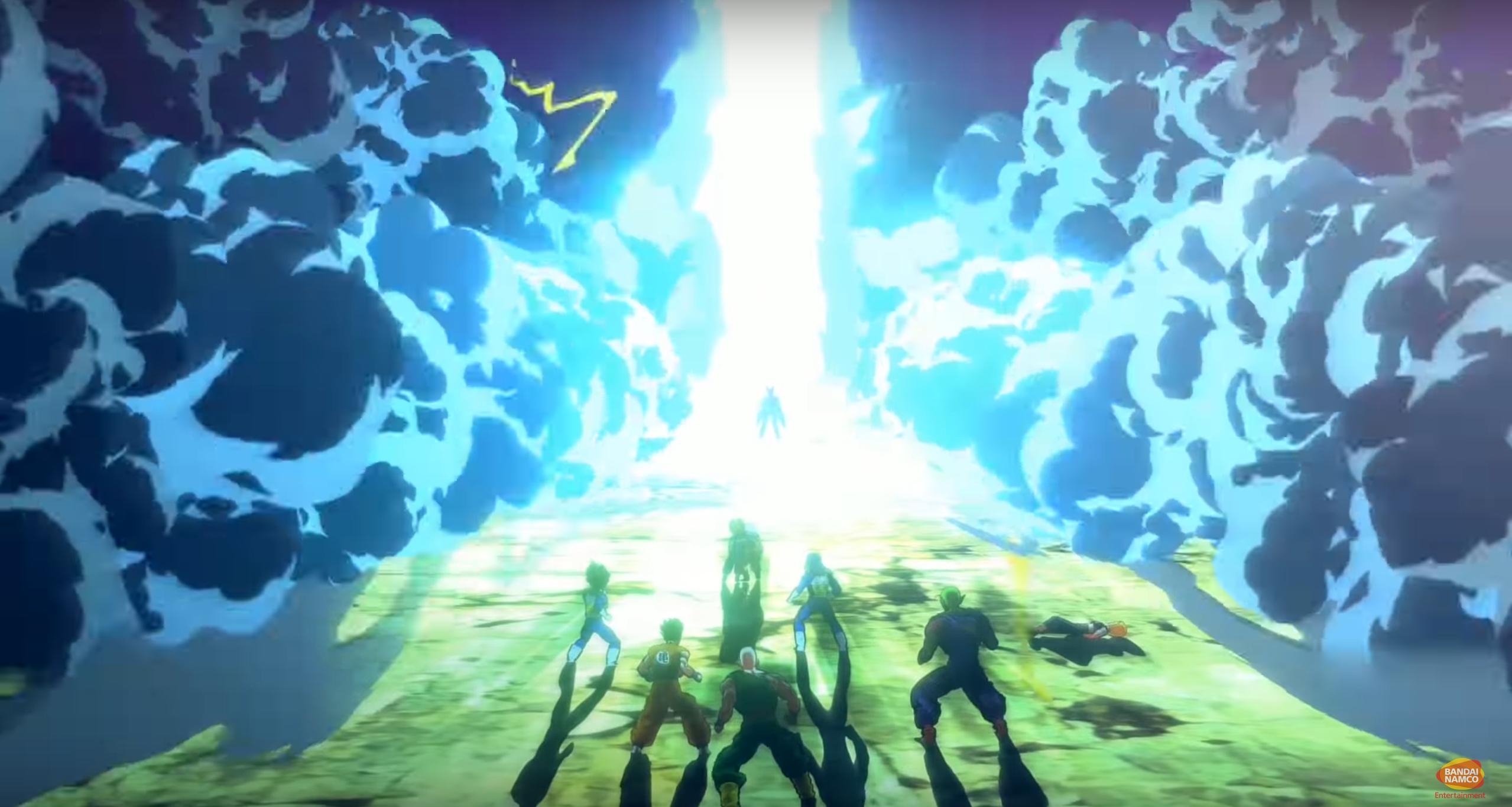 Dragon Ball Z Kakarot Cell Screen