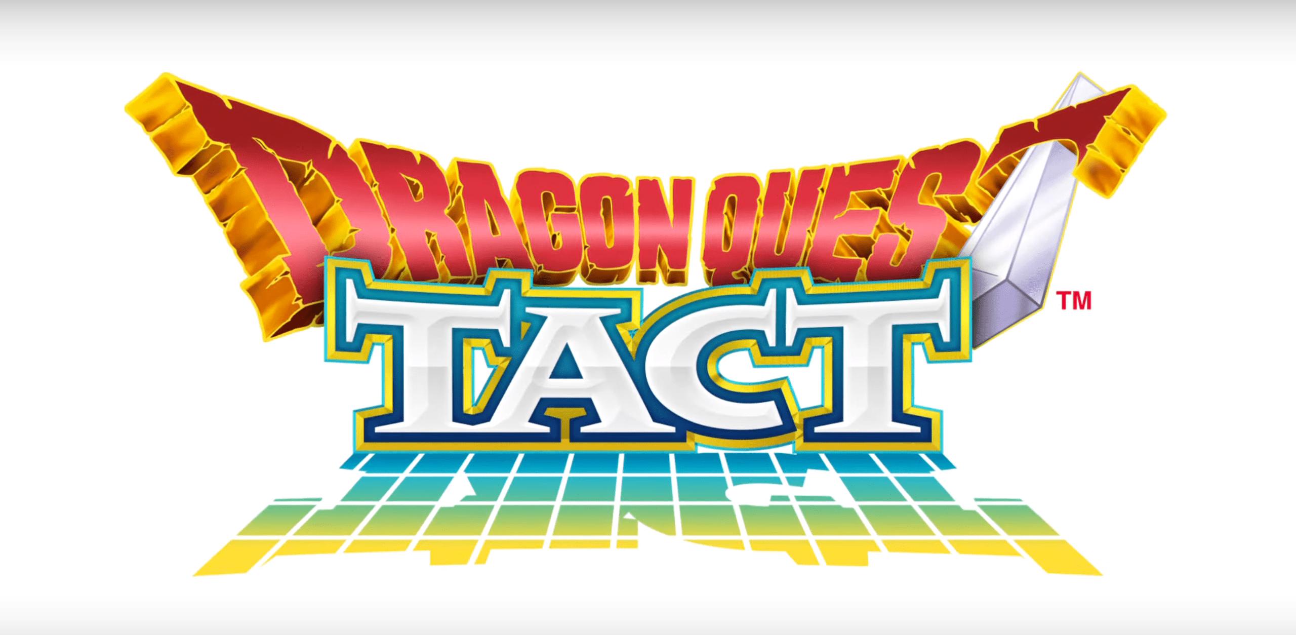 Dragon Quest Tact Logo