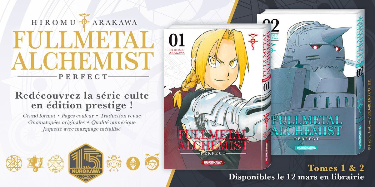 FMA Perfect Annonce
