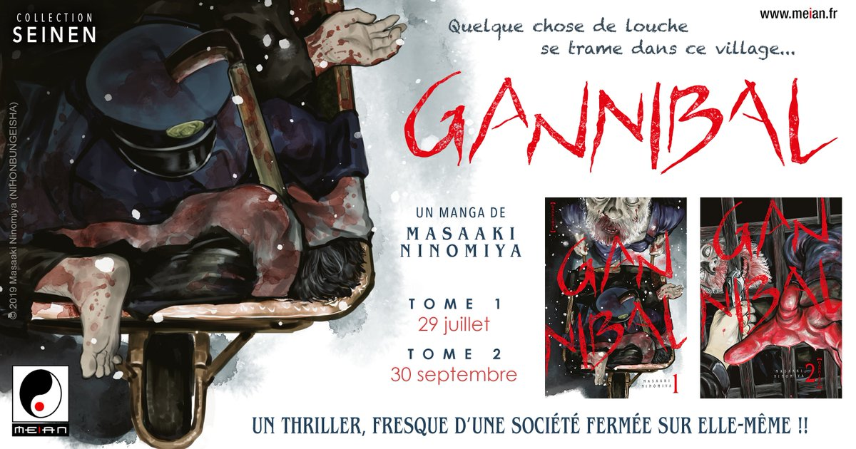 Gannibal Annonce