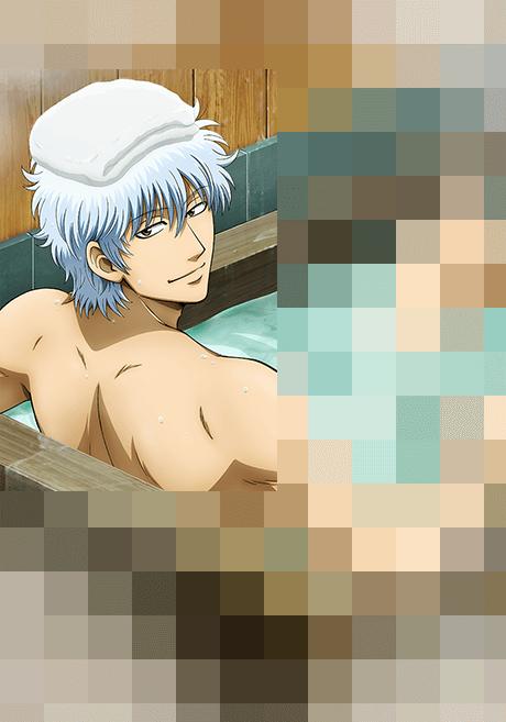 Gintama Bathtub 1