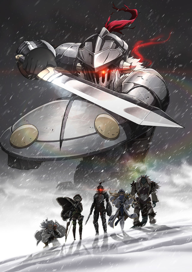 Goblin Slayer Goblin's Crown Visuel