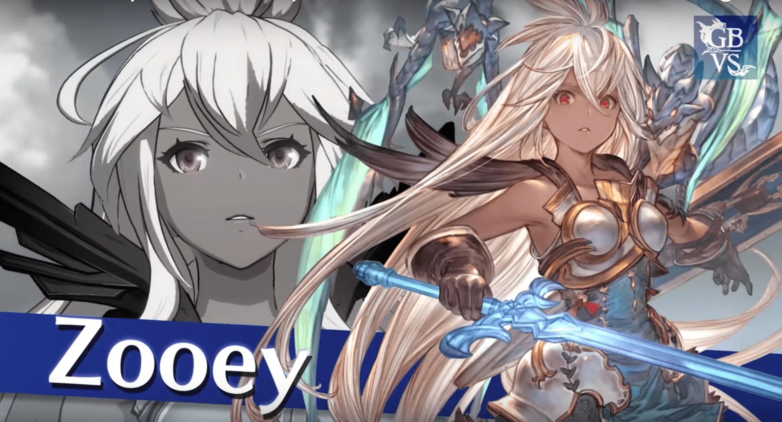 Granblue Fantasy Versus Zooey