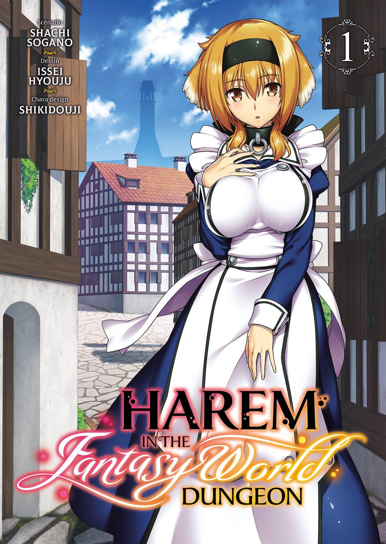 Harem in the Fantasy World Dungeon 1