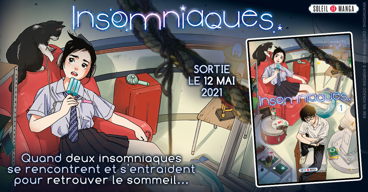 Insomniaques Annonce