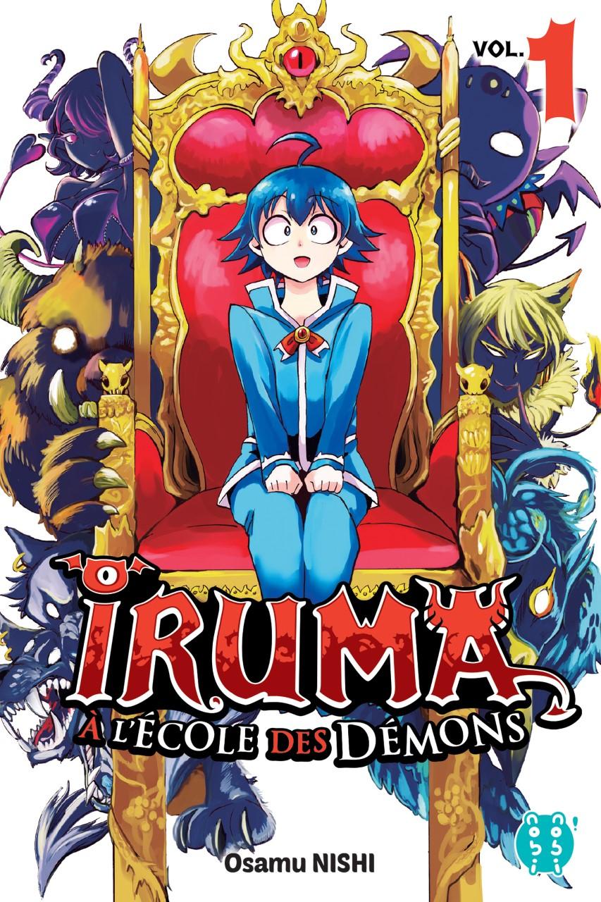 Iruma a l'École des Démons 1