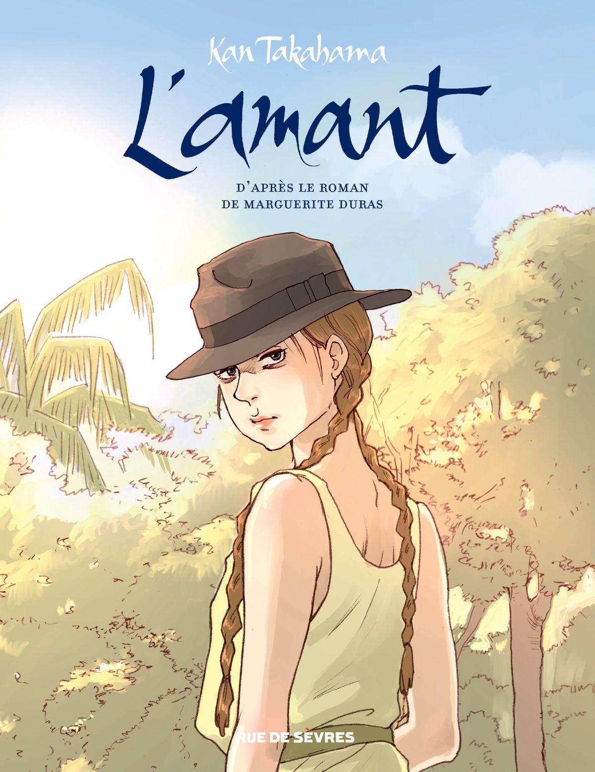 L'Amant Cover
