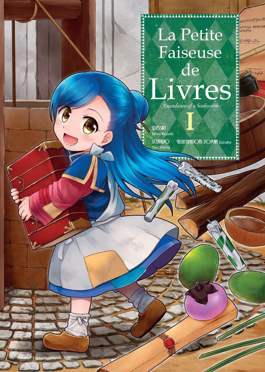 La Petite Faiseuse de Livres 1