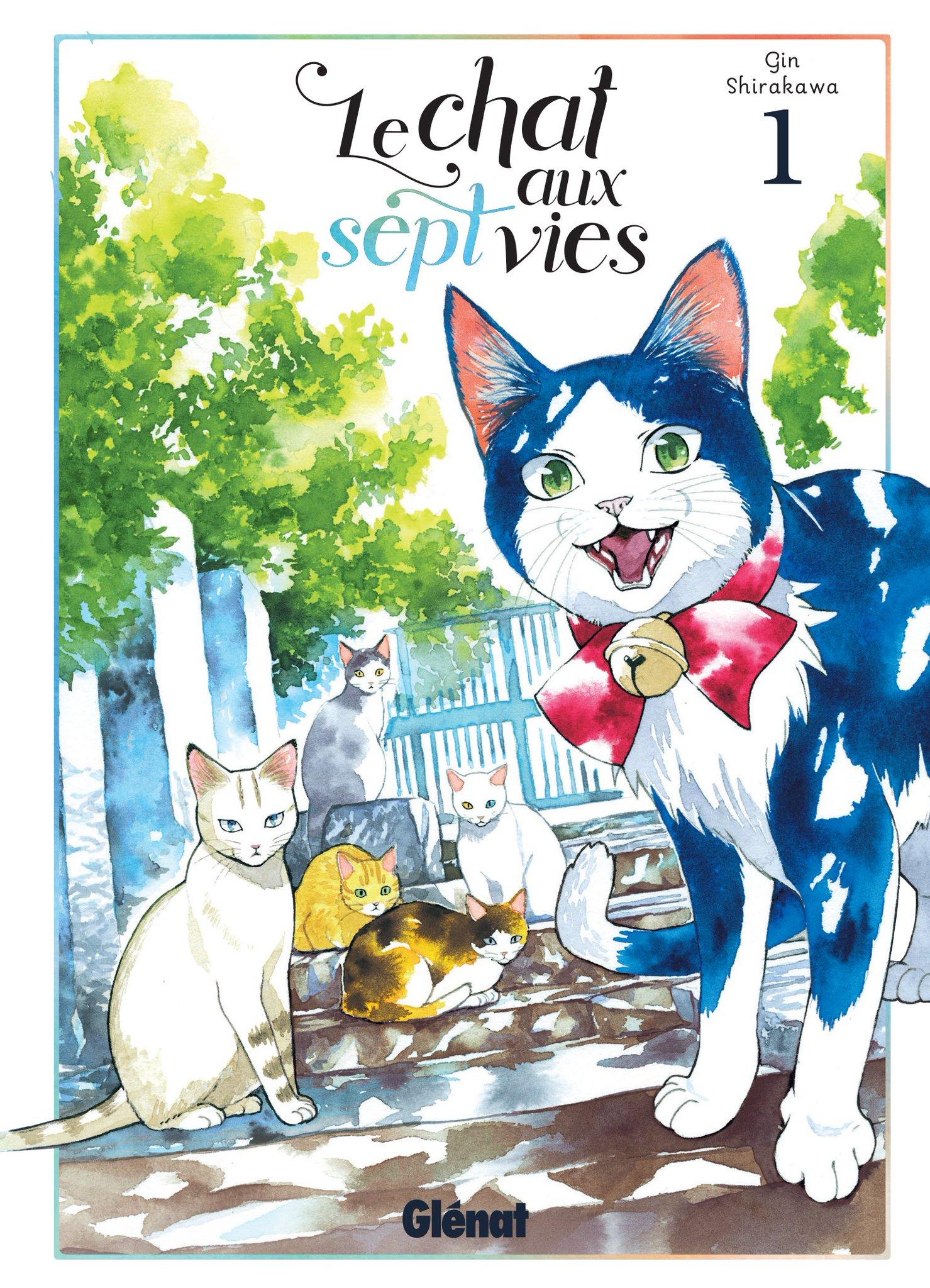Le Chat des Sept Vies 1