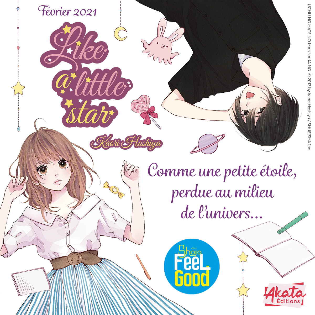 Like a Little Star Annonce