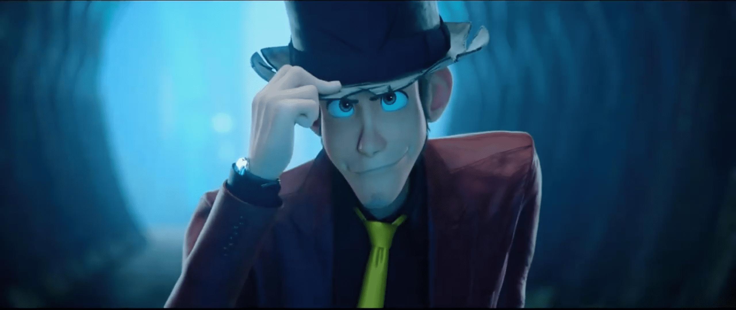Lupin III The First Screen 1