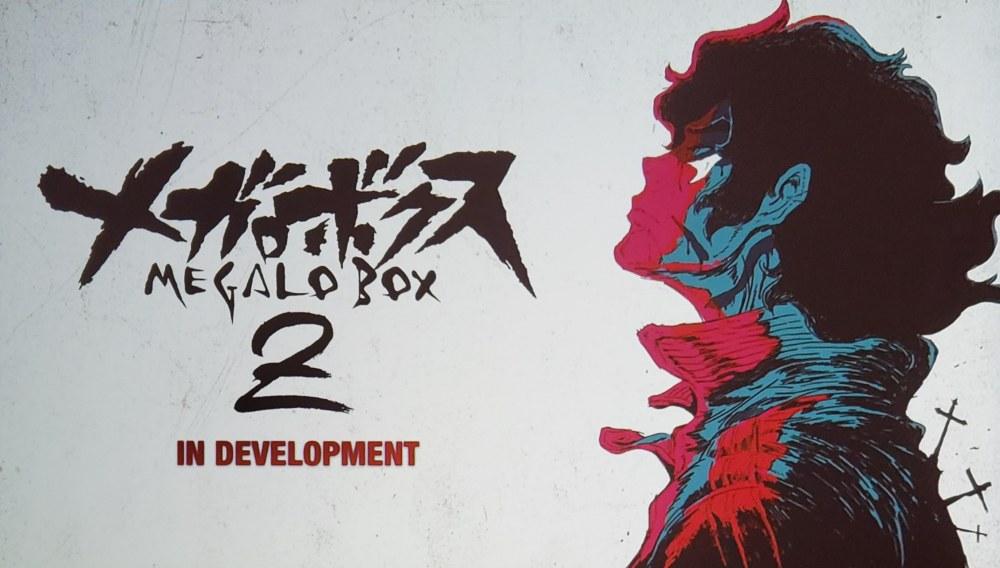 Megalo Box 2 annonce