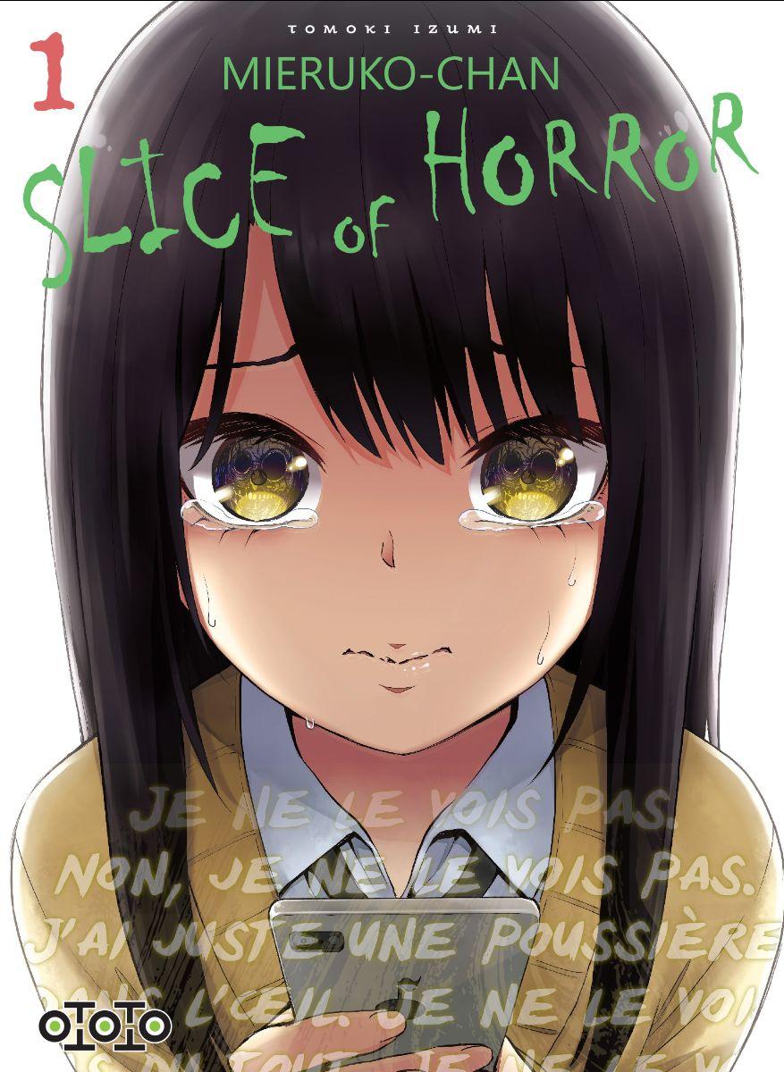 Mieruko-chan Slice of Horror 1