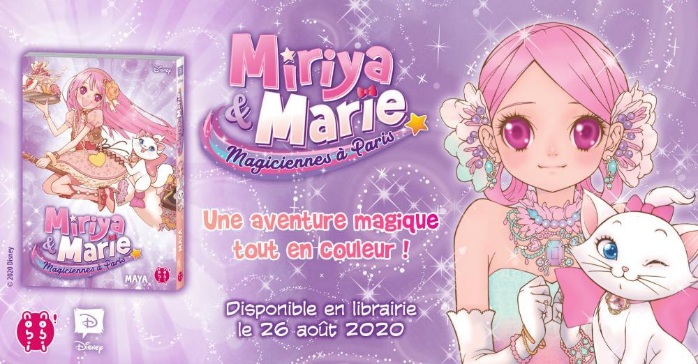 Miriya et Marie Annonce