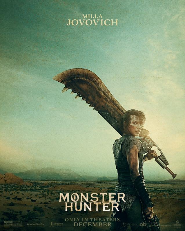Monster Hunter Affiche
