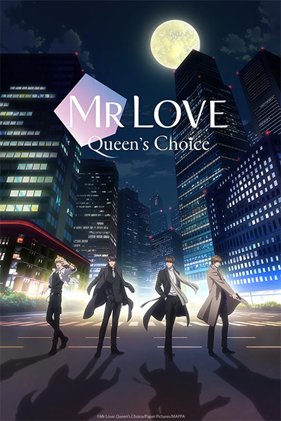 Mr.Love Queen's Choice Affiche