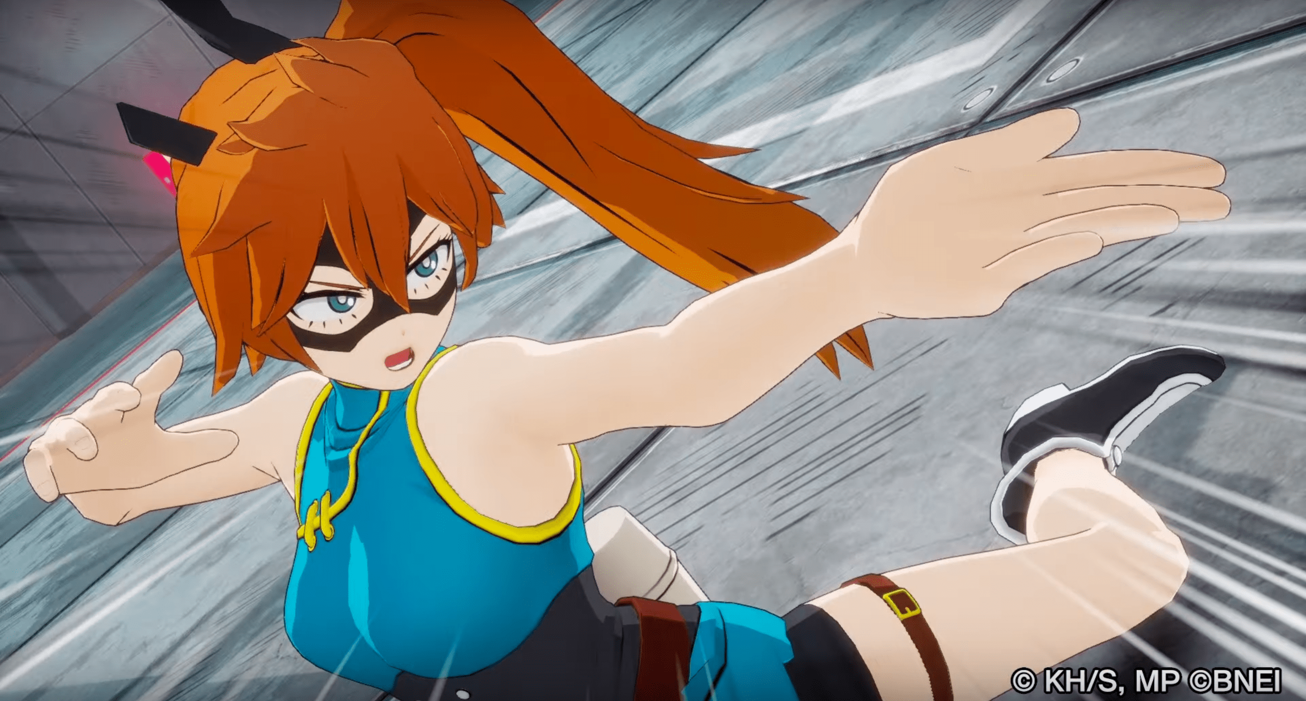 My Hero One's Justice 2 Itsuka Kendo